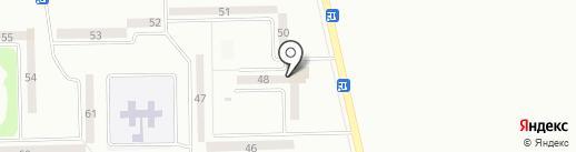 Лукошко на карте Макеевки