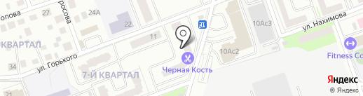 Япошка на карте Фрязино