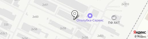 МФ Мастер на карте Щёлково