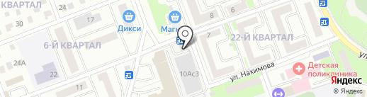 Led99.ru на карте Фрязино