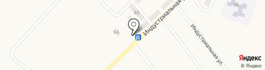 Продуктовый магазин на карте Криничной