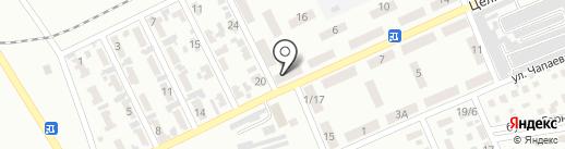 Панацея, аптека на карте Макеевки