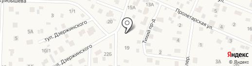 АБСОЛЮТ на карте Удельной