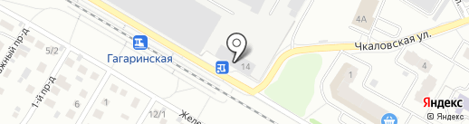 Con Life на карте Щёлково