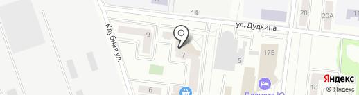 Электро Плюс на карте Фрязино