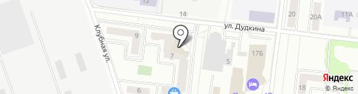 Пинта на карте Фрязино