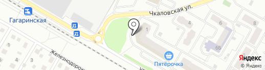 ЦвеТочки на карте Щёлково