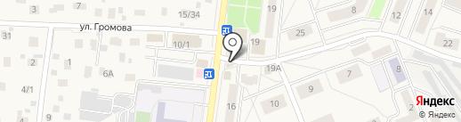 Гала на карте Удельной