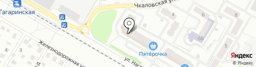LiderKOM на карте Щёлково