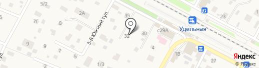 ЗАЩИТА на карте Удельной