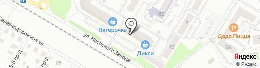ЕС-ФАРМАМЕД на карте Щёлково