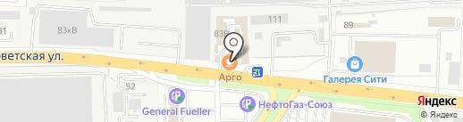 Автомастер-сервис на карте Балашихи
