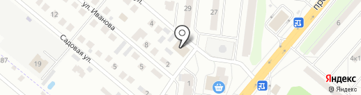 Чикко на карте Фрязино