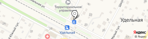 Дикси на карте Удельной