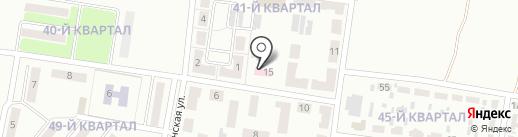 Городская стоматологическая поликлиника №2 г. Макеевки на карте Макеевки