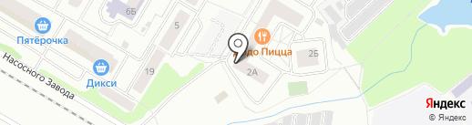 МЕССА-ФАРМ на карте Щёлково