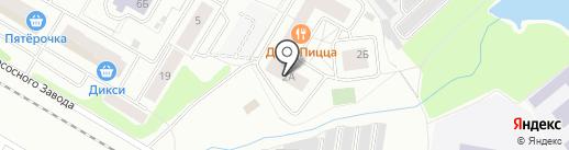 Стоматологическая клиника доктора Кулагиной на карте Щёлково