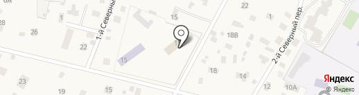 Детский сад №49 на карте Удельной