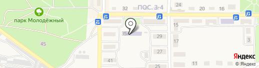 Детский сад №84 на карте Моспино