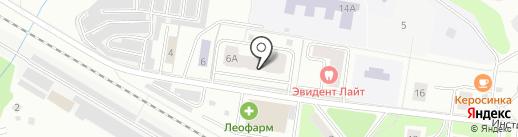 Matranesa.ru на карте Щёлково