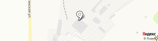 Карбокрепь, торгово-производственная компания на карте Макеевки