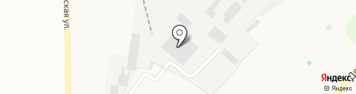 Карбокрепь на карте Макеевки