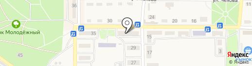 Мэрилин на карте Моспино