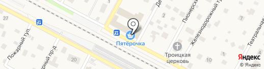 Qiwi на карте Удельной