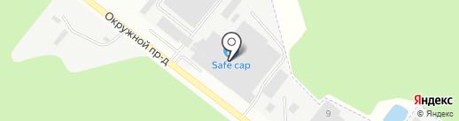 Сэйф кэп продакшен на карте Фрязино