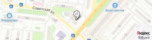 Магазин медтехники на карте Фрязино