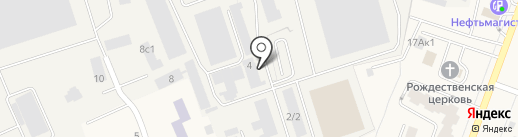 СтройМонтажСервис-М на карте Родников
