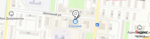 Банкомат, Банк ВТБ 24, ПАО на карте Фрязино