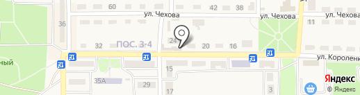 Лучиано на карте Моспино
