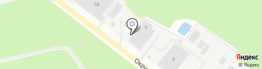ДИГРУС, ЗАО на карте Фрязино