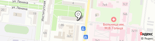 Ателье на карте Фрязино
