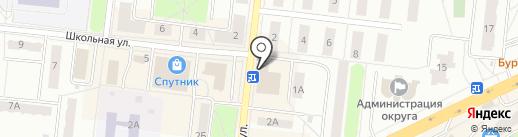 МегаФон на карте Фрязино
