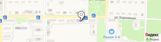 Донецкая общеобразовательная школа I-II ступеней №153 на карте Моспино