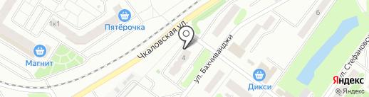 Navi на карте Щёлково