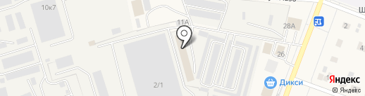 Kitstore на карте Родников