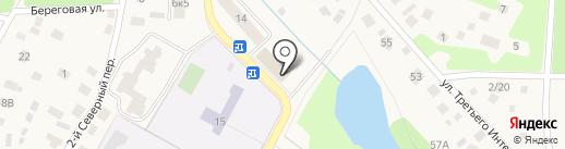 Пятерочка на карте Удельной