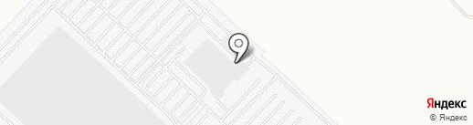 Торговый парк №1 на карте Кулаково