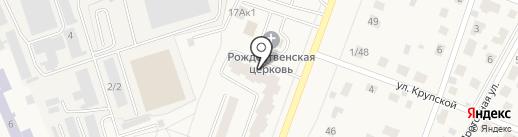 Идеальная улыбка на карте Родников