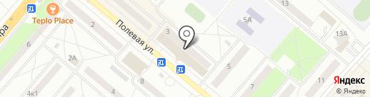 Рублевские колбасы на карте Фрязино
