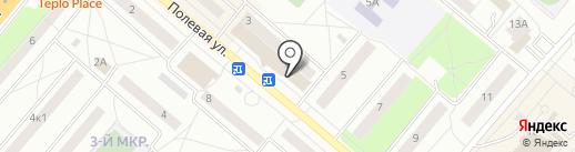 Почта Банк, ПАО на карте Фрязино
