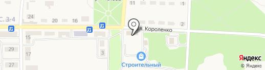 Центральный Республиканский Банк, ОГУ на карте Моспино