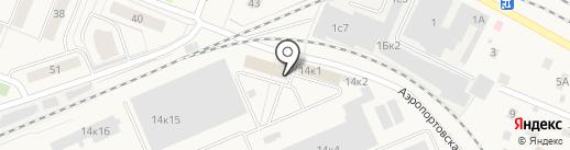 Современные технологии транспорта на карте Быково
