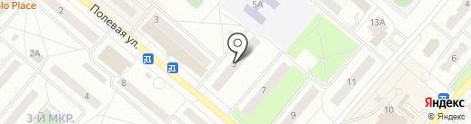 Почтовое отделение №141195 на карте Фрязино
