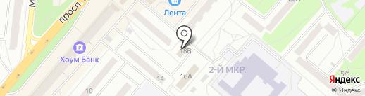 Московская областная коллегия адвокатов на карте Фрязино