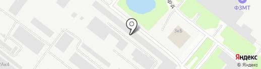 Комтекс-А на карте Фрязино