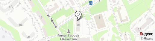 Яна на карте Щёлково